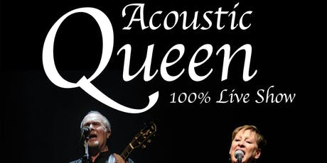 Acoustic Queen & Acoustic Bowie tickets