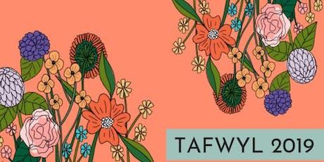 Dangos a Dweud yn Tafwyl tickets