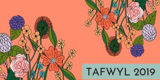 Dangos a Dweud yn Tafwyl