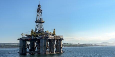 Impact of Economic Sanctions on International Oil & Gas Development: Aberdeen tickets