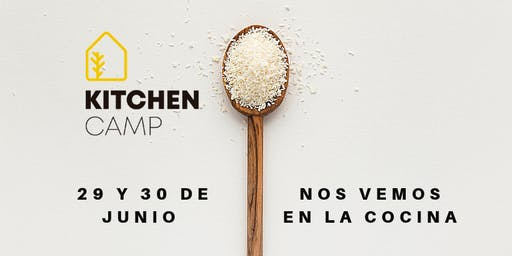 Kitchen Camp en La Esperanza - Junio 2019