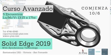CURSO DISEÑO INDUSTRIAL - CAD- SOLID EDGE AVANZADO - entradas