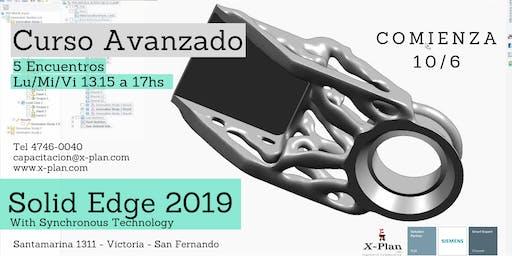 CURSO DISEÑO INDUSTRIAL - CAD- SOLID EDGE AVANZADO -
