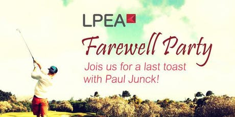 LPEA Farewell Party tickets