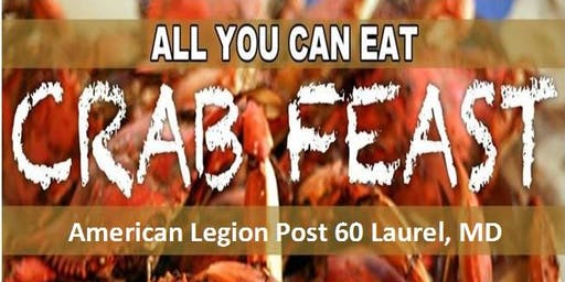 American Legion Annual Crab Feast