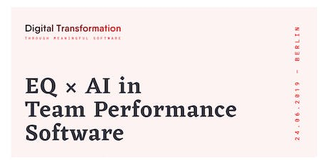 Emotional and Artificial Intelligence in Team Performance Software tickets