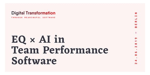 Emotional and Artificial Intelligence in Team Performance Software