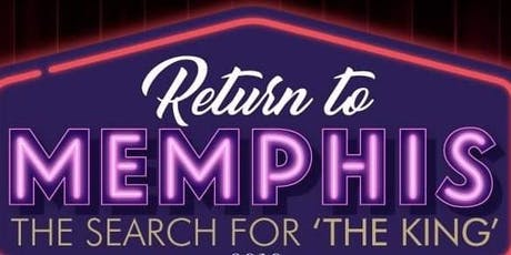 Return to Memphis - Blackpool tickets