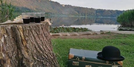 Aperitivo romanesco al lago biglietti
