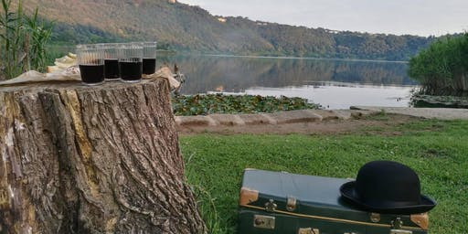 Aperitivo romanesco al lago