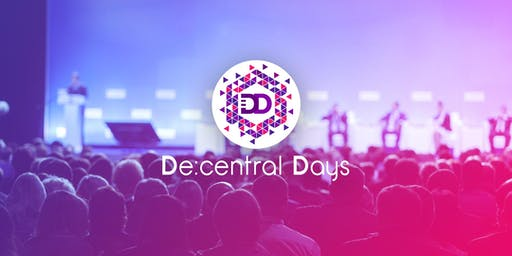 De:Days I De:central Days - Digital Economy Convention