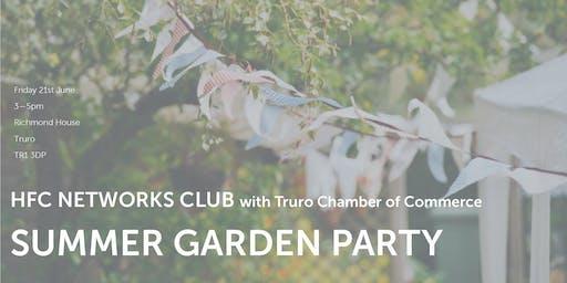 HFC Networks Club - Summer Garden Party Fundraiser