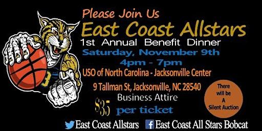 East Coast Allstars 1st Annual Benefit Dinner