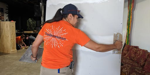 Building Goodness Foundation & UVa Tradeswomen: Queens of DIY