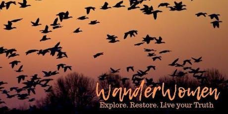 WanderWomen: Wild Geese tickets