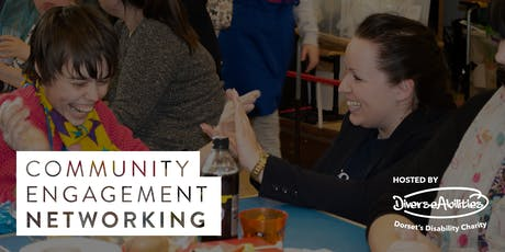 Community Engagement Networking (September 2019) tickets