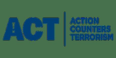 ACT Strategic Training tickets