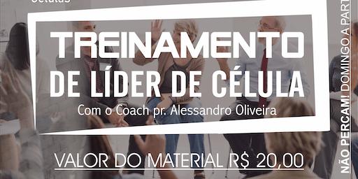 TREINAMENTO - LÍDER DE CÉLULA