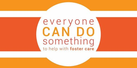 Foster Care Lunch and Learn for professionals tickets