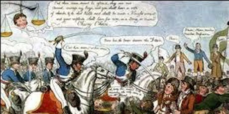 Ballads and Songs of Peterloo tickets