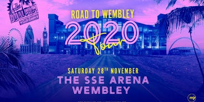 The Dualers: Road To Wembley (SSE Arena Wembley, London)
