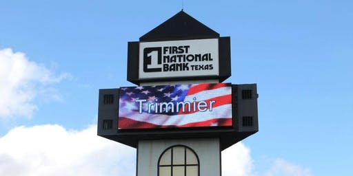Mixer: First National Bank Texas