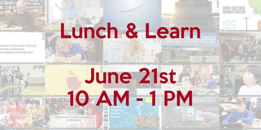 Media Services Lunch & Learn
