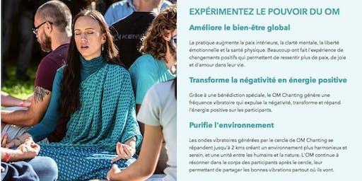 OM Chanting  - Paris 5  - Gratuit - puis Atma Krya Yoga pour les initiés