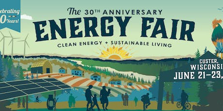 MREA Energy Fair Volunteer Bartending tickets