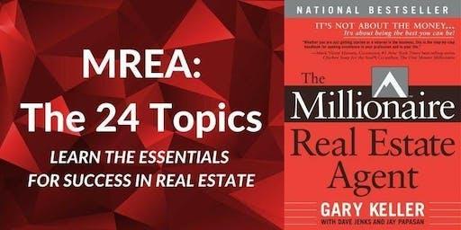 MREA: The 24 Topics