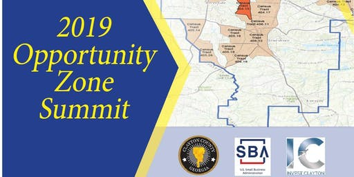 Opportunity Zone Summit Day 1- By Invitation Only