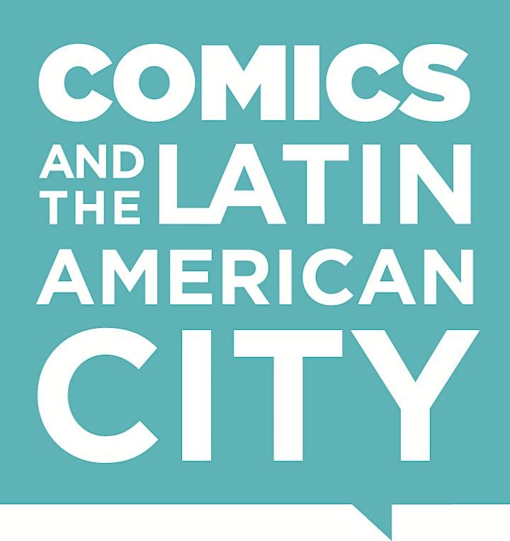 Comics and the Latin American City image