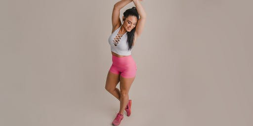 Dance2Fit Class In Columbus, OH With Jessica James on 9/21/10 @6:30pm