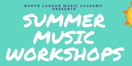 Summer Jazz Workshop tickets