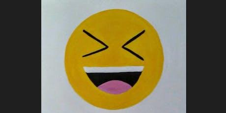 Emoji Kid Paint Camp tickets