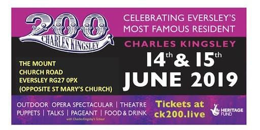 Charles Kingsley 200 Festival