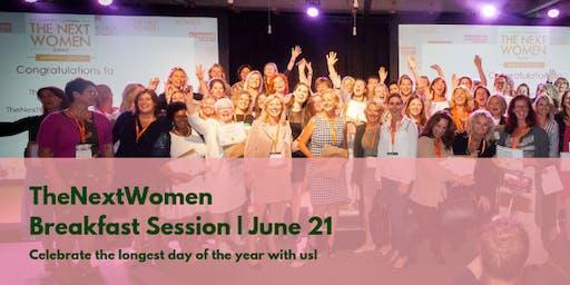 TheNextWomen | Breakfast Session