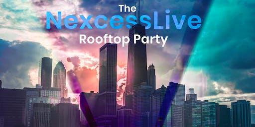 NexcessLive Rooftop Party