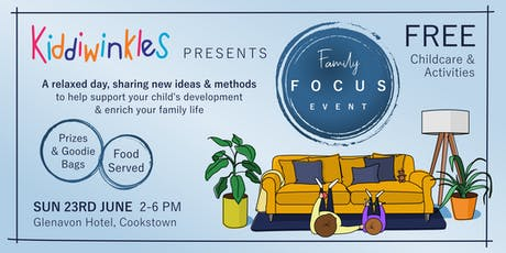 Family Focus Event tickets
