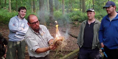 Wilderness Bushcraft Society Woodland Weekend