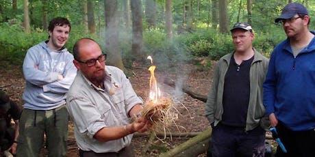 Wilderness Bushcraft Society Woodland Weekend tickets