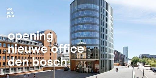 Openingsfeest nieuwe pand Den Bosch
