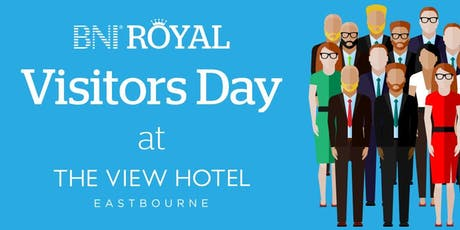 BNI Royal Eastbourne - Visitor Day tickets
