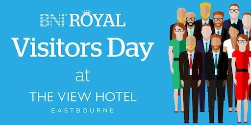 BNI Royal Eastbourne - Visitor Day