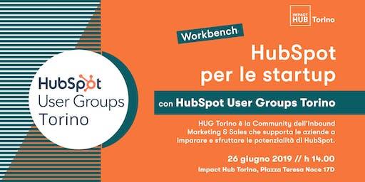 I vantaggi di HubSpot per le Startup