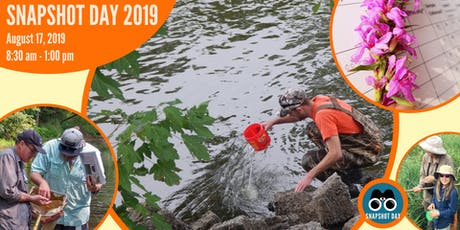 Snapshot Day 2019 - A Statewide Search for Aquatic Invasive Species tickets