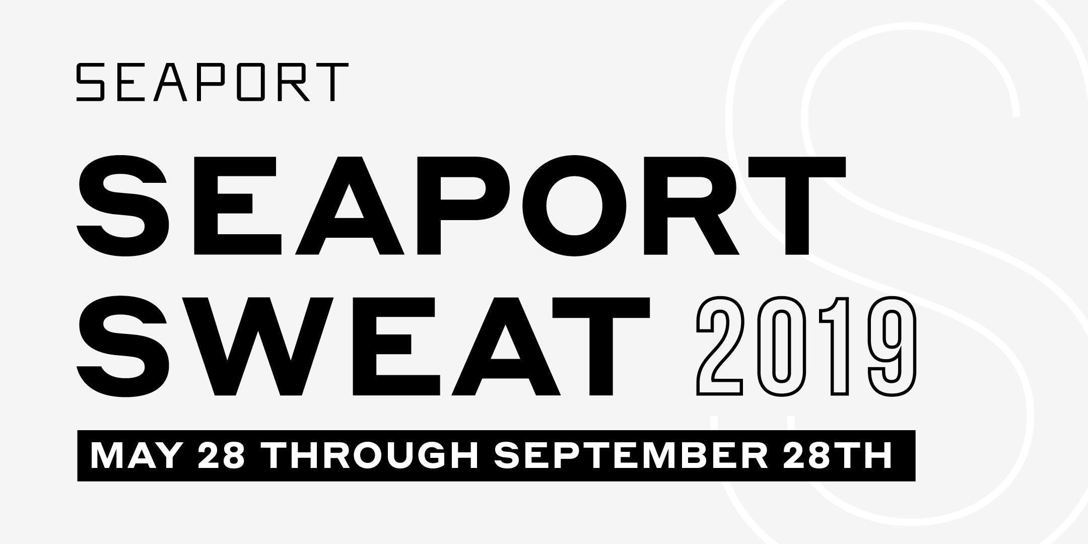 Seaport Sweat | Hip-Hop Yoga banner