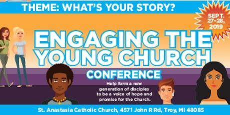Engaging the Young Church tickets