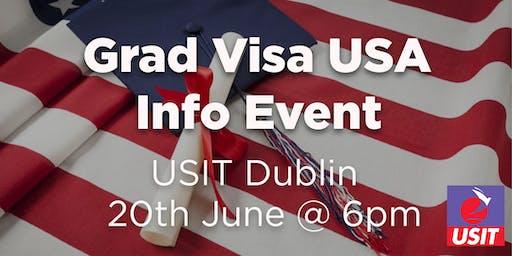 Grad Visa Info Talk- Dublin