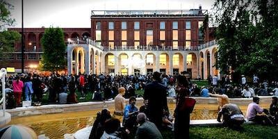 Giardino della Triennale | Aperitivo sotto le stelle  @TodoinMilan